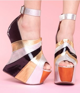 shoes vagina