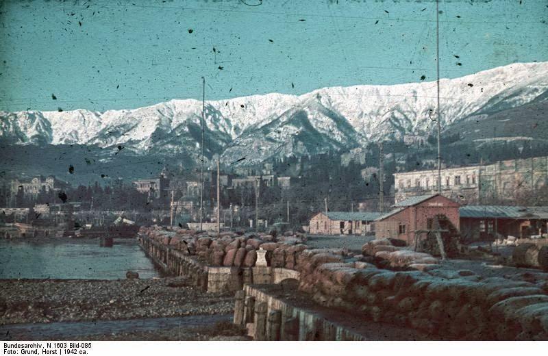 Ялта во время Второй мировой войны