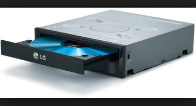 Type of Optical Drive