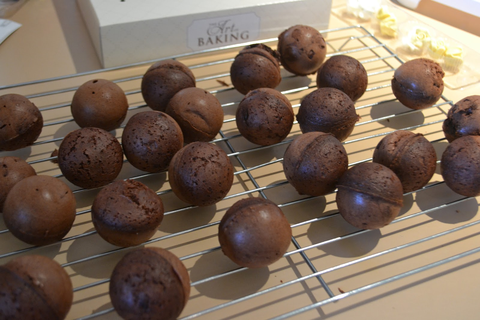 Lolipop Çikolata Nasıl Yapılır Resimli Tarif