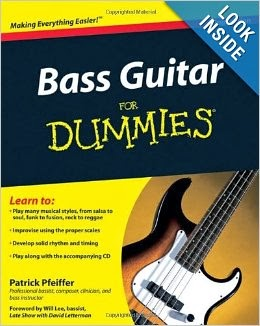 Bass Guitar For Dummies Paperback