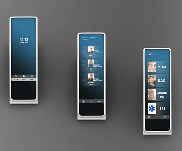 Touchscreen Phone