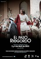 Semana Santa de Ríogordo 2015 - El Paso