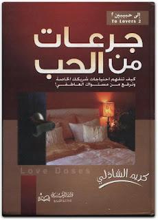 تحميل كتاب جرعات من الحب PDF - كريم الشاذلي