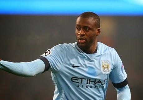 Yaya Toure.Bakal Tinggalkan Manchester City ?