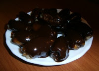 Punjene urme (Stuffed date palm)