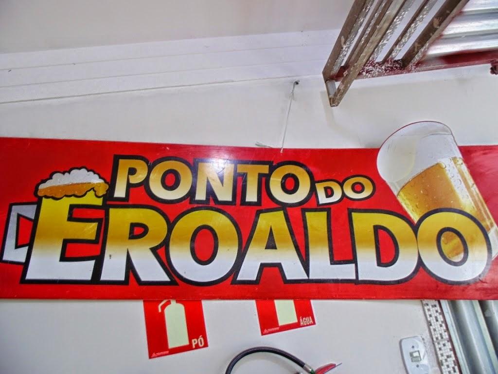 PONTO DO EROALDO