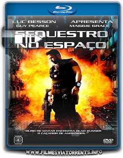 Sequestro no Espaço Torrent - BluRay Rip 720p Dublado