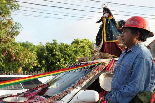 Entradas folkloricas en Bolivia 69