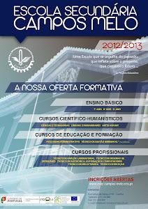 Ofertas formativas 2012/13