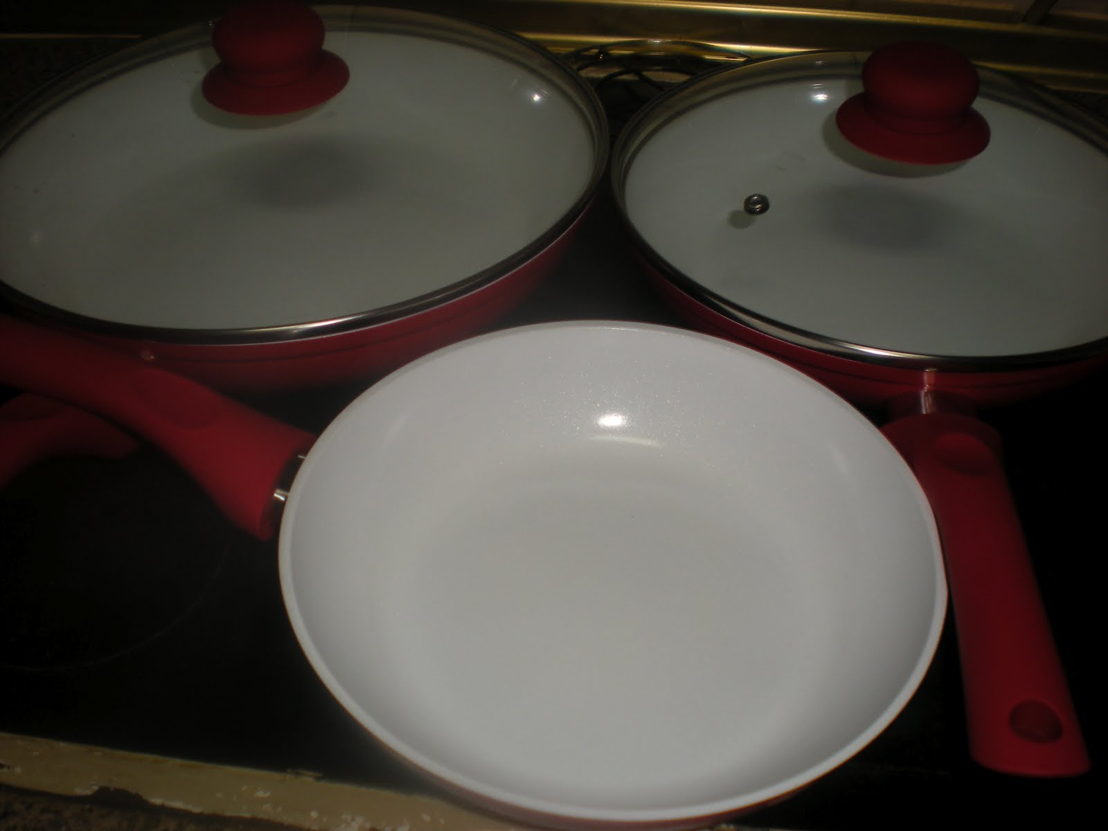 Mis trucos de cocina sartenes de revestimiento cer mico for Revestimiento ceramico cocina