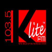 103.5 K-Lite FM logo