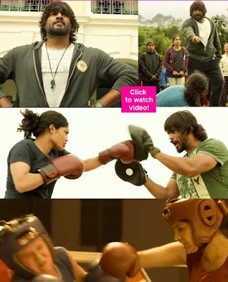 Saala Khadoos Trailer Released