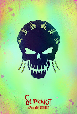 Suicide Squad Theatrical One Sheet Character Movie Poster Set - Slipknot