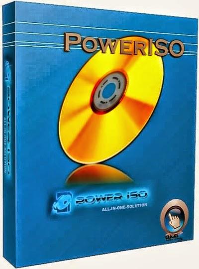 PowerISO v6.0 Full Version