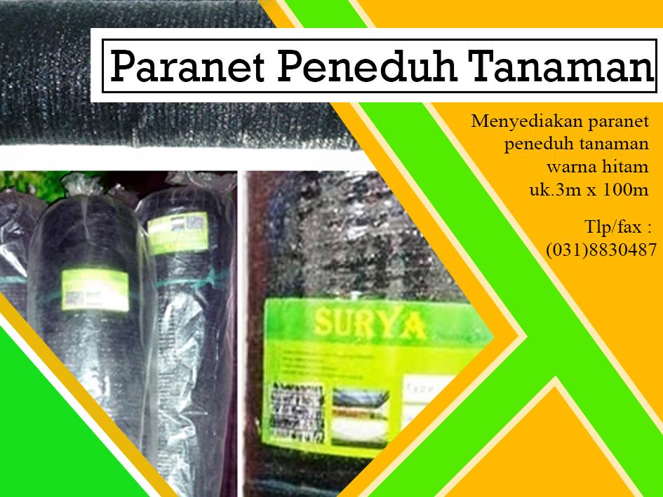 Jual Paranet / Shading Net
