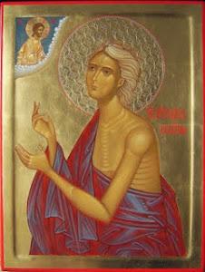 Ste Marie d'Egypte