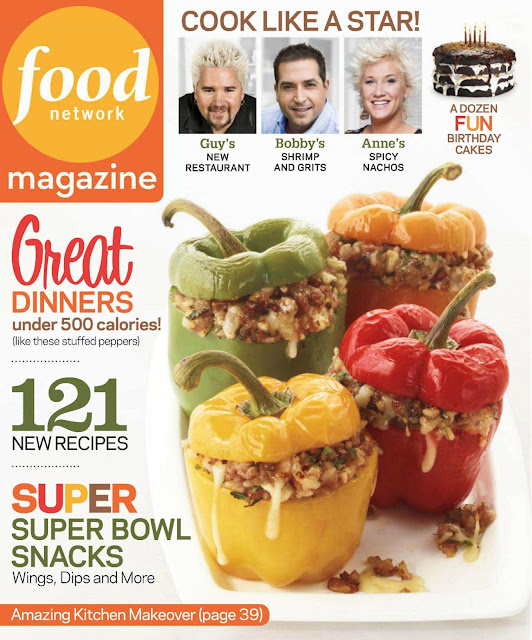 Food Network Magazine - January,February 2013-page001