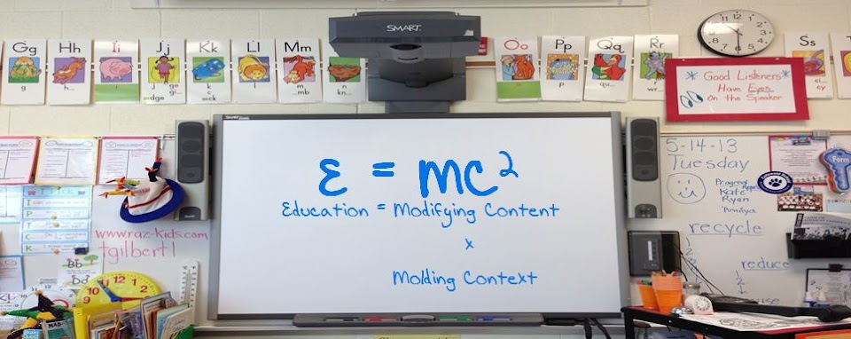 Education Equals MC Squared