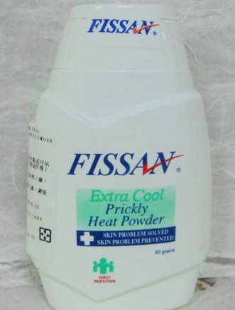 Prickly Heat Powder