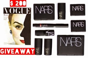 GIVEAWAY of NARS Cosmetics