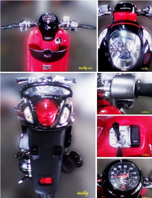 Honda Scoopy Injeksi 2013