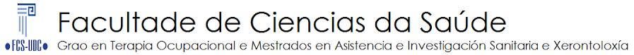Facultade de Ciencias da Saúde UDC Facultad de ciencias de la Salud A Coruña