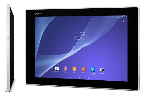 Sony Xperia Z2 Tablet is world s thinnest and lightest