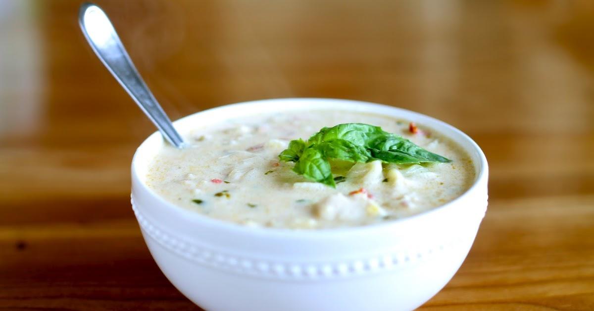 Recipe Index | Yammie's Noshery: Tuscan Chicken Soup