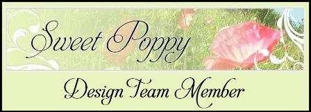 Sweet Poppy Stencils DT