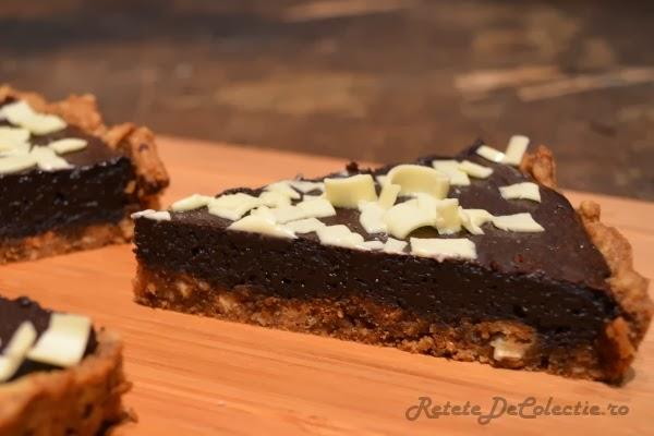 tarta ciocolata neagra