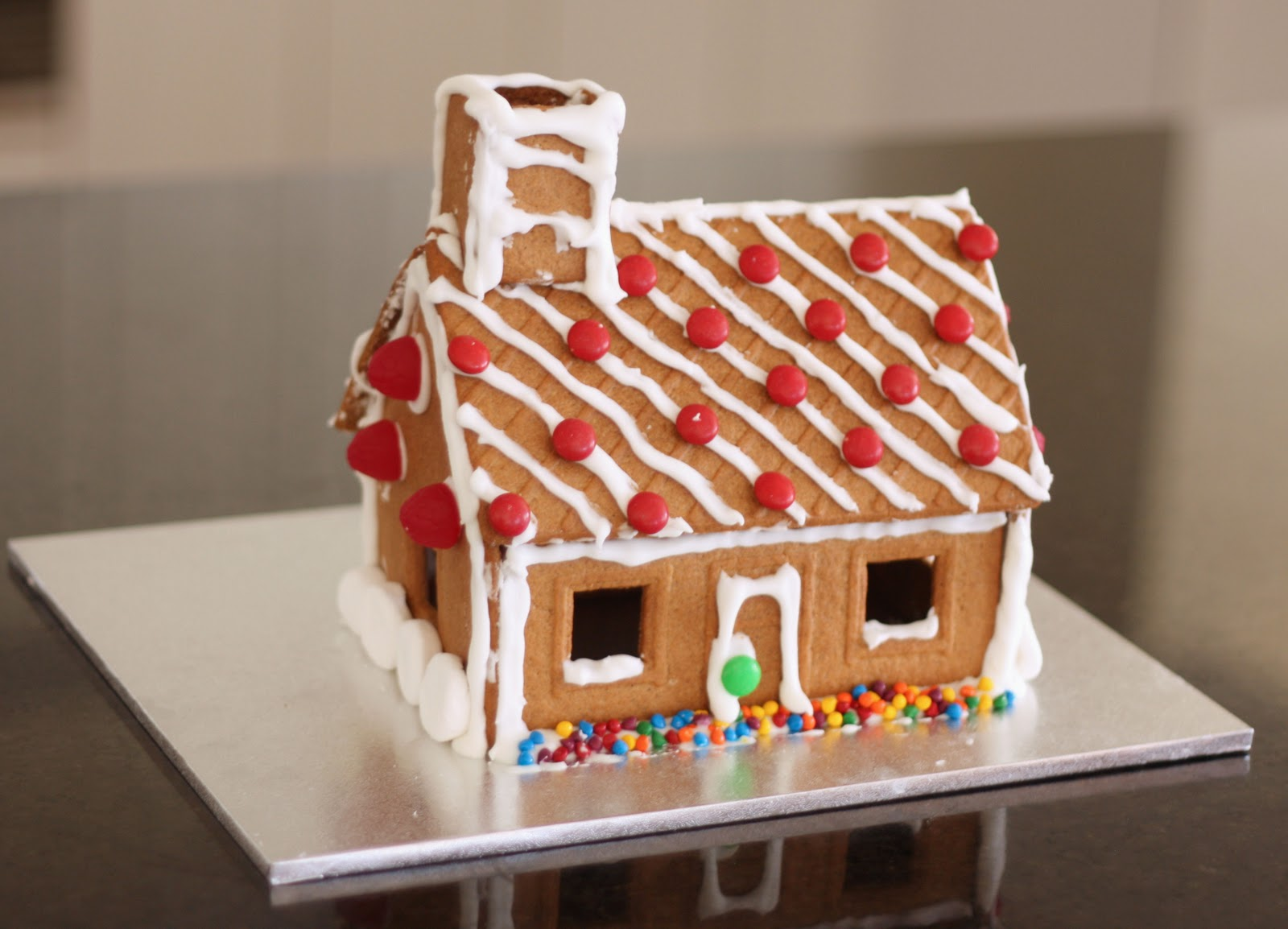 Ideas About Christmas Gingerbread On Pinterest