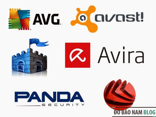 Phần mềm diệt virus miễn phí tốt nhất 2014