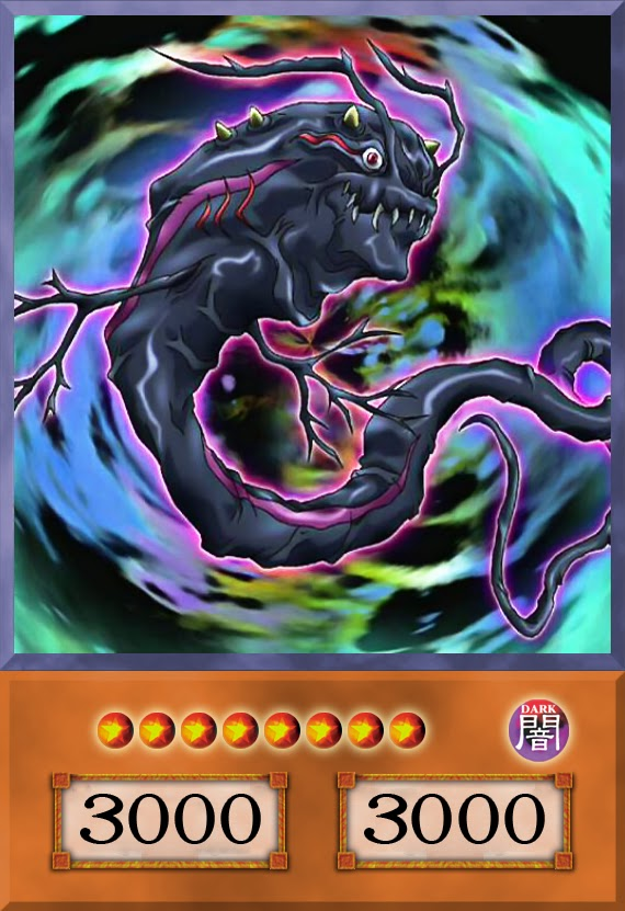 Yu-Gi-Oh  Anime CardsYugioh Divine Serpent