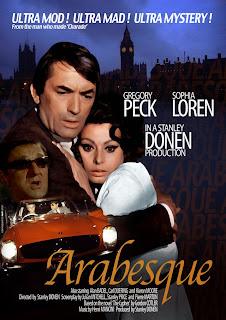 Watch Arabesque (1966) movie free online