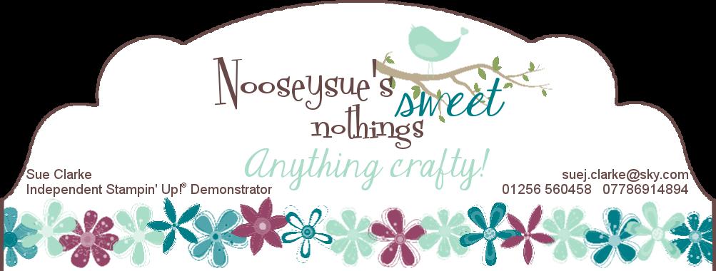 Nooseysue's sweetnothings