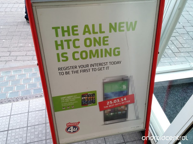 Phones4U HTC One 2014 Ad