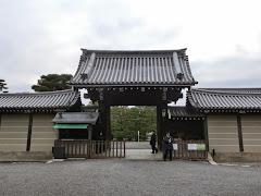 京都御所:清所門