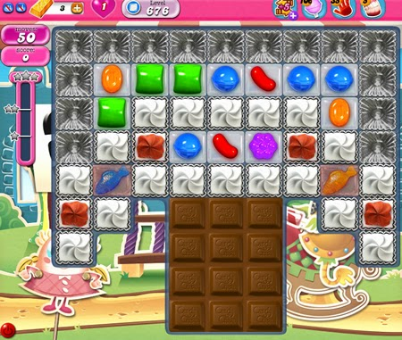 Candy Crush Saga 676