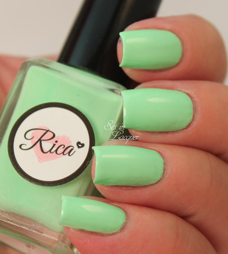 Rica Summer Mint