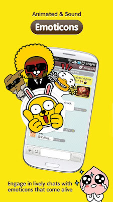Kakao Talk Free Video Calls