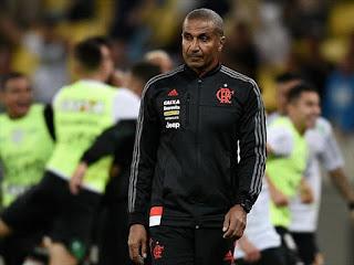 Cristóvão Borges, técnico do Flamengo