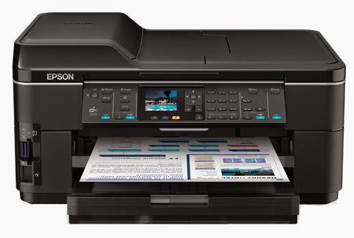 Epson WorkForce WF7511 Driver Download