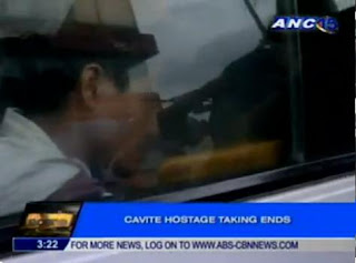 Bacoor Cavite [Bank] Hostage Taking (Pictures )