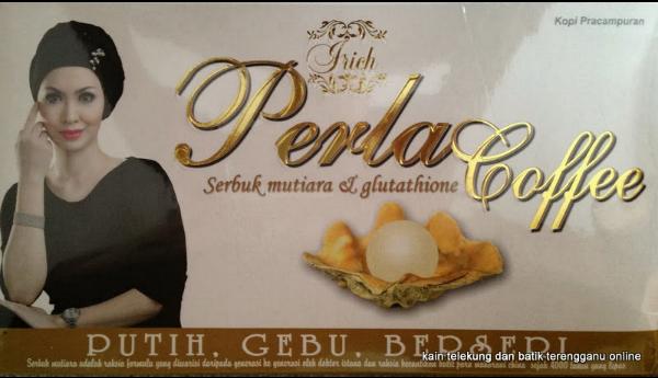 perla coffee rahsia kecantikan maharani