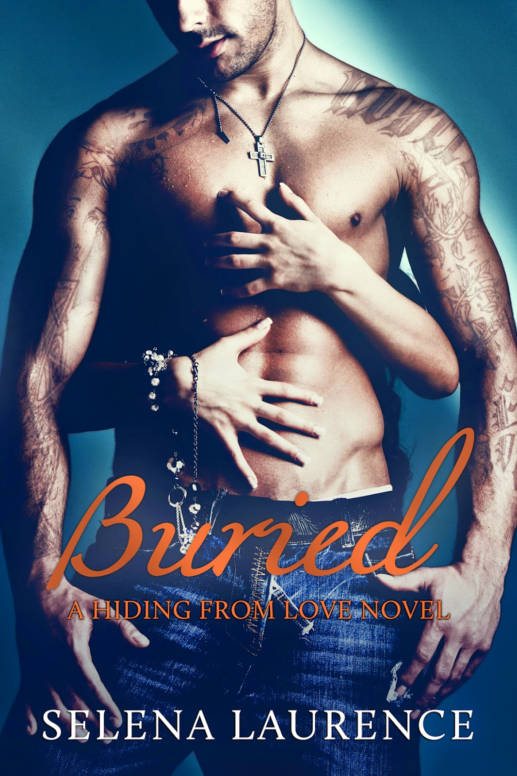 Buried by Selena Laurence Release Day Blitz & Giveaway
