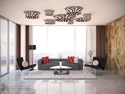decoración salas