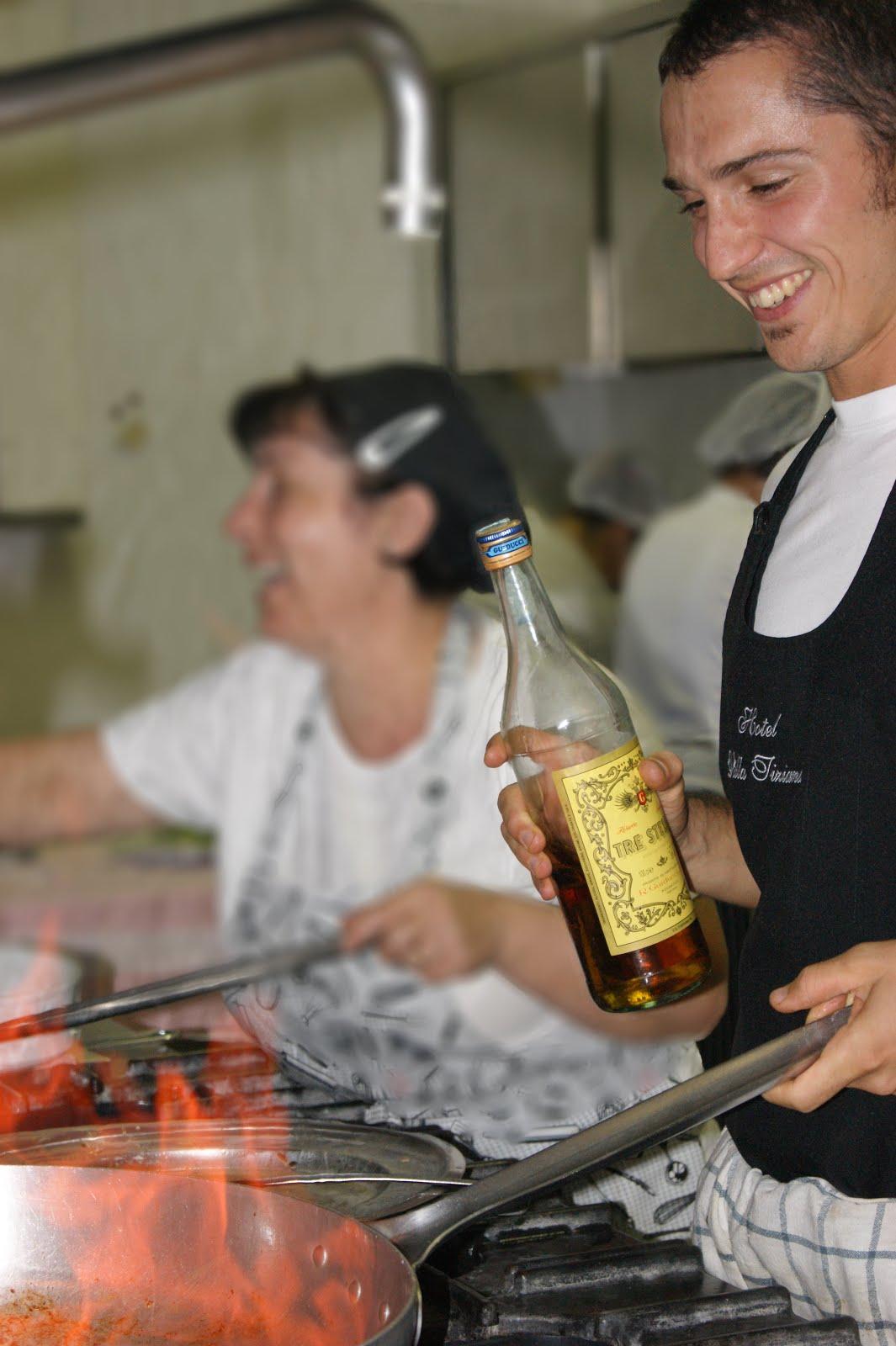 Le ricette di un trentenne toscano, DISORDINATO CRONICO, con la passione per la cucina.