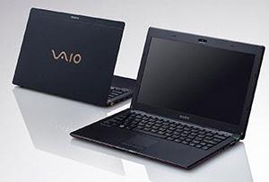 Daftar Harga Laptop Sony Vaio Terbaru 2014