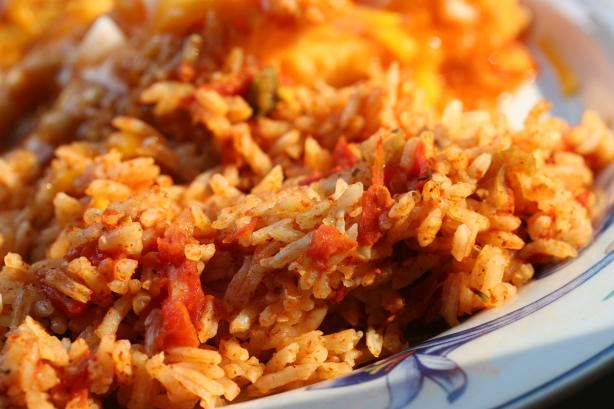 Want2Salsa: Quick and Easy Spanish Rice